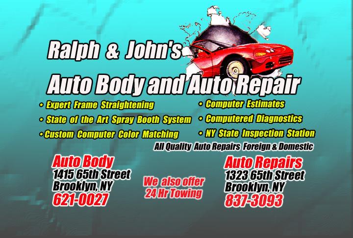 Gallery For gt Car Repair Shop Ad